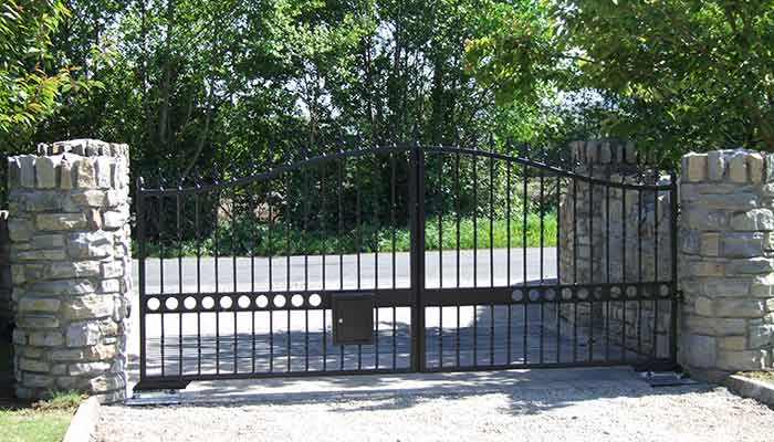 crana engineering - gates